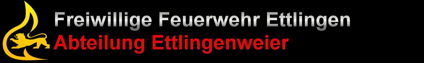 Freiwillige Feuerwehr Ettlingen Abteilung Ettlingenweier